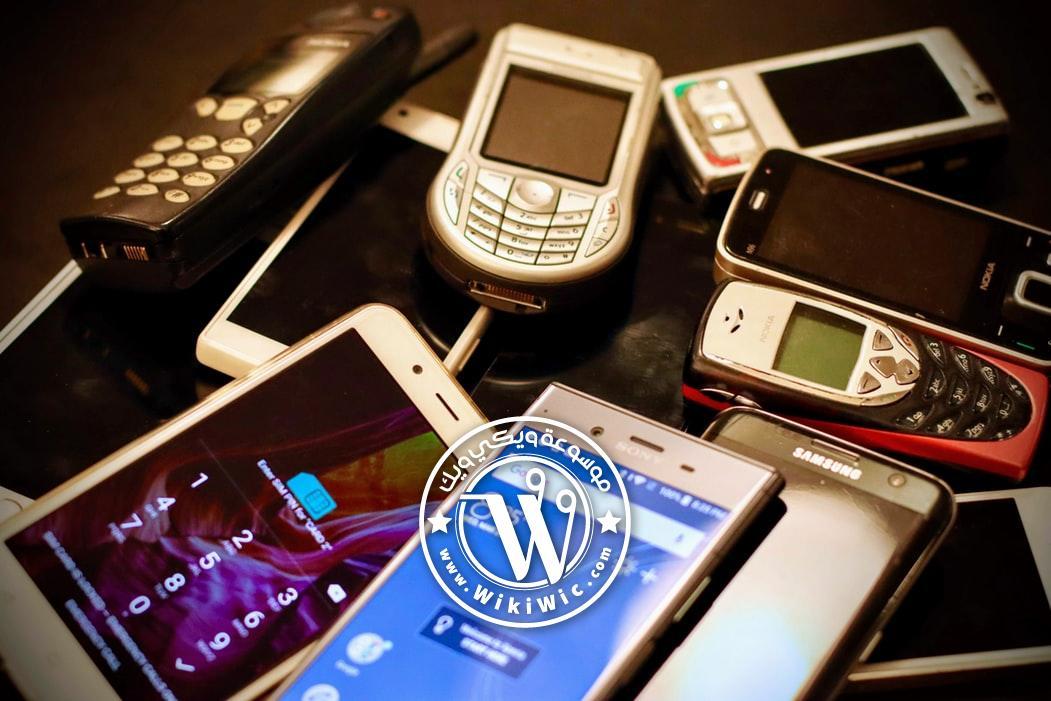 أول هاتف محمول بالعالم معلومات عن تاريخ الهاتف المحمول Wiki Wic ويكي ويك
